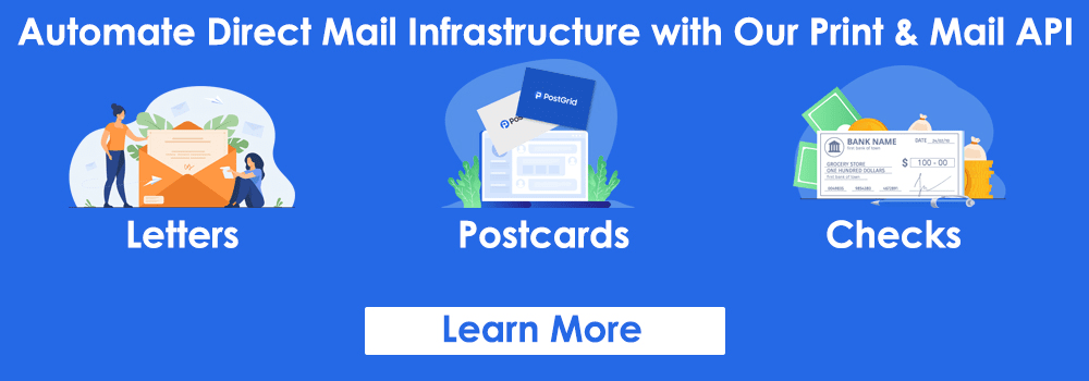 automate direct mail